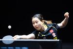 (体育)(5)乒乓球——WTT澳门国际乒乓球赛女单首日赛况
