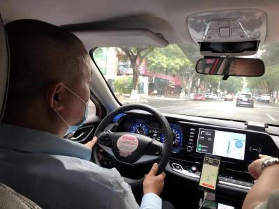 美团打车布局出租车,在广州探索巡游车网约化升级