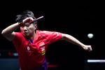 (体育)(3)乒乓球——WTT澳门国际乒乓球赛男单首日赛况