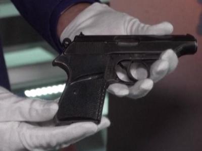 初代007使用的手枪将拍卖 估价达20万美元