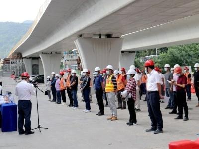 补齐短板严查漏洞!盐田区召开全区交通工程安全生产警示会