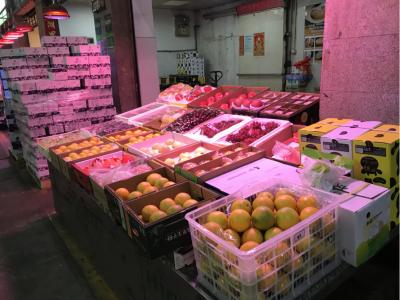 国产水果占据深圳大半壁市场,市民选购水果更注重品质