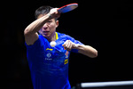 (体育)(9)乒乓球——WTT澳门国际乒乓球赛男单首日赛况