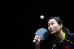 (体育)(2)乒乓球——WTT澳门国际乒乓球赛女单首日赛况