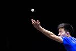 (体育)(5)乒乓球——WTT澳门国际乒乓球赛男单首日赛况