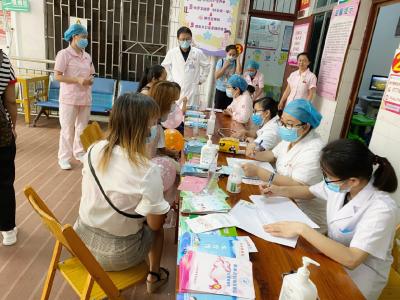 """罗湖医生接力帮扶,在广西隆林复制了一个""""罗湖妇幼保健院"""""""