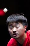 (体育)(1)乒乓球——WTT澳门国际乒乓球赛男单首日赛况