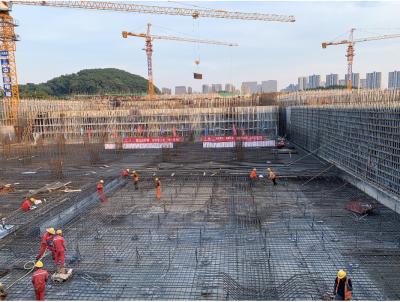 固戍水質凈化廠二期榮獲深圳市水務工程質量安全評估第一名