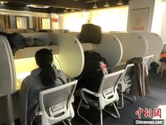 共享自习室被坐满:备考族找到追梦路上的新根据地