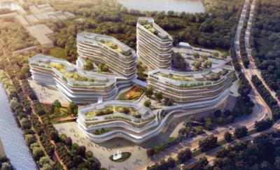 800床位、412停车位,珠海这家医院将大升级