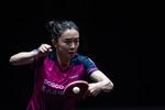 (体育)(6)乒乓球——WTT澳门国际乒乓球赛女单首日赛况