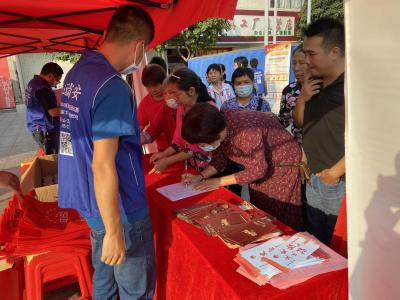 """马山头社区组织居民培训消防知识参与民众:""""收获不小!"""""""