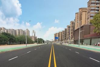 打通断头路,出行更便捷 龙岗区八仙岭公园配套路建成通车