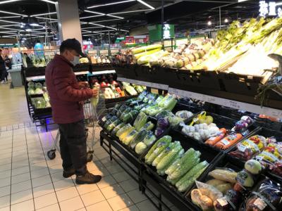 寒冷天气未明显波及深圳菜价