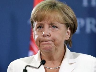 """我太难了!德国总理默克尔发表""""最后一次""""新年讲话"""