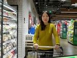 超市里的新鲜事