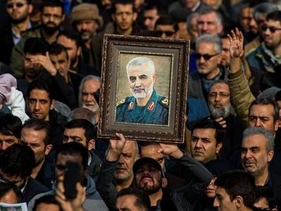 伊朗:将涉嫌参与暗杀苏莱曼尼的美国人名单增至48人