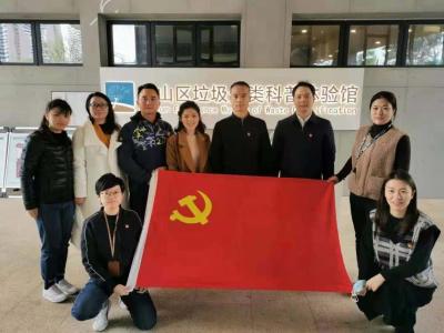 """南山区应急管理局开展""""行·在南山""""主题党日活动"""