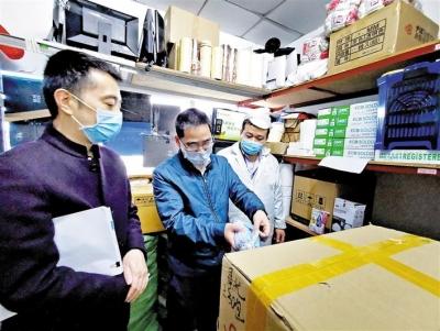 疫情防控有力度 服务企业有温度 ——记深圳市抗疫先进个人胡新军