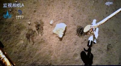為了這抔月壤,嫦娥五號有多拼!