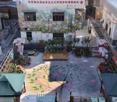 惊艳!快来围观,深圳这个社区花园不一样