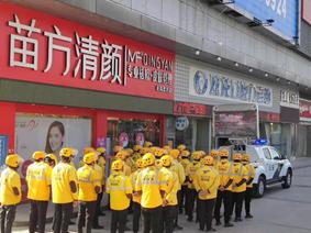 龙岗交警开展配送行业交通安全培训
