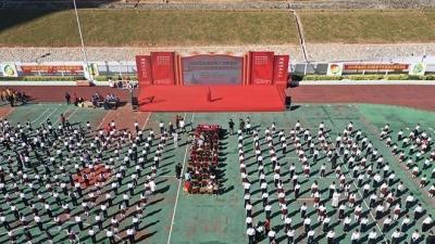 传承弘扬中华优秀传统文化,盐田区举办千人经典诵读活动