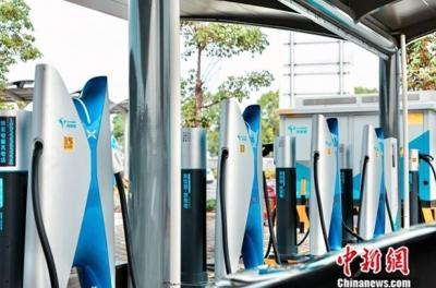 小鹏超充实现广州白云国际机场终身免费充电服务