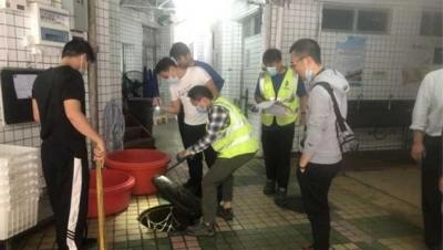 广州荔湾:超额完成2020年度排水单元达标任务