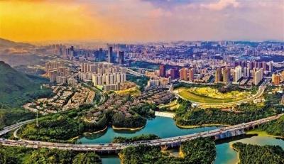 龙华区一届五次党代会开幕!对建设数字龙华、中轴新城有了新的展望