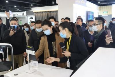 罗湖区领导率队走访调研美团公司、深圳北站港澳青年创新创业中心
