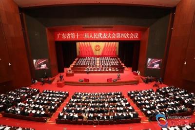 新鲜出炉!一图读懂2021广东省政府工作报告
