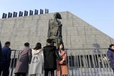 南京大屠杀遇难同胞纪念馆被贴娱乐标签 美团致歉