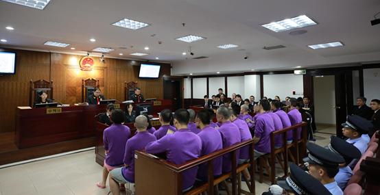 龙岗区人民法院:扫黑除恶专项斗争期间审结涉黑恶案件48件321人