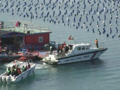织牢海上平安网:深圳组织开展春节前海上联合执法行动