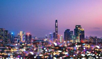 深圳中小板创业板上市企业总量  连续14年居国内大中城市首位