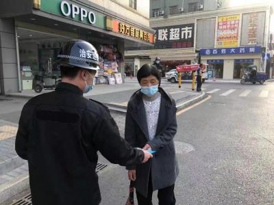龙华区福城街道禁毒宣传进社区