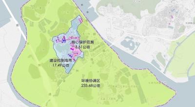 长洲岛700年古村保护规划公示:新建建筑不超24米