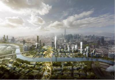 """福田区2021年度五项重点工作之一  突出贯彻新发展理念、构建新发展格局,全力打造高质量发展""""发动机"""""""