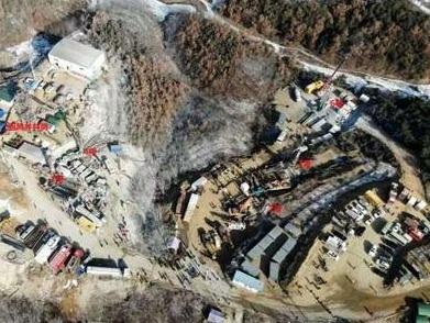 栖霞金矿事故救援进展:投放两批给养,能满足井下人员两天需求