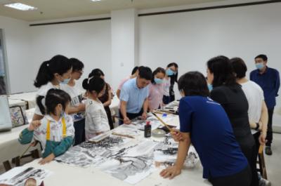 快来投票!2021年龙岗区文化馆公益艺术培训课程由你来定!