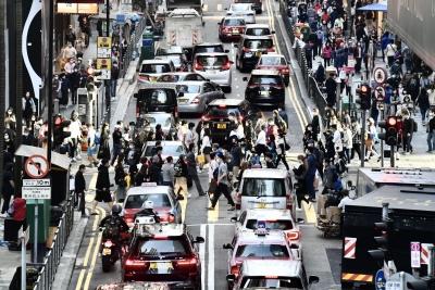 香港最新失业率升至6.6% 为16年来高位