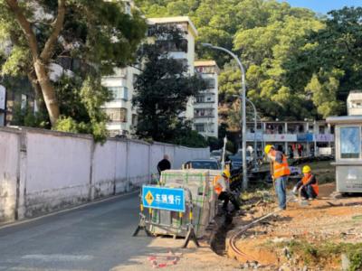 惠民工程停滞两月行路难,有关部门回应:已重新开工