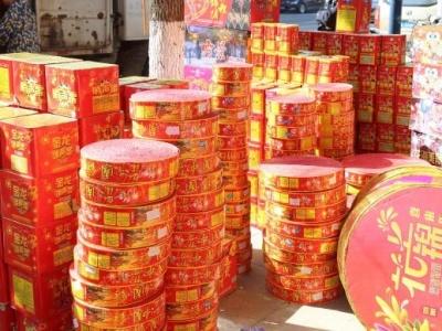 全国多地全区域全时段禁放烟花爆竹,部分地区限定春节可放
