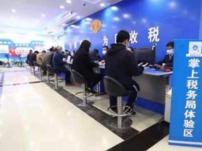 2020年江门办理出口退税近90亿元, 1996户纳税人受益