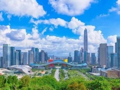 南海之滨春潮涌——写在深圳2021新年开局之际