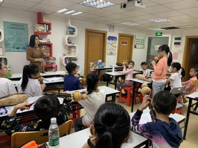 罗湖:草埔西社区举办青少年葫芦丝启蒙兴趣小组