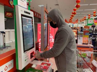 深圳春节期间商超禁止堂食,健康码和体温检测正常、佩戴口罩方可进入
