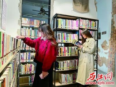"""文旅结合建""""粤书吧"""" 撬动资源创""""砚都书房"""" 肇庆创建新型阅读空间"""