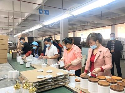 """春节一次性领1500元+双倍工资,东莞这家企业为员工营造""""第二个家"""""""